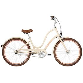 Electra Townie Original 3i EQ Citybike Damer beige